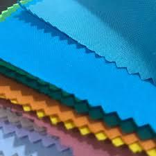 پارچه تترون رنگی ساده
