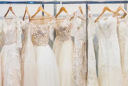 پارچه تور لباس عروس