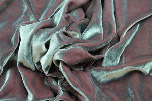پارچه مخمل ابریشمی رنگی