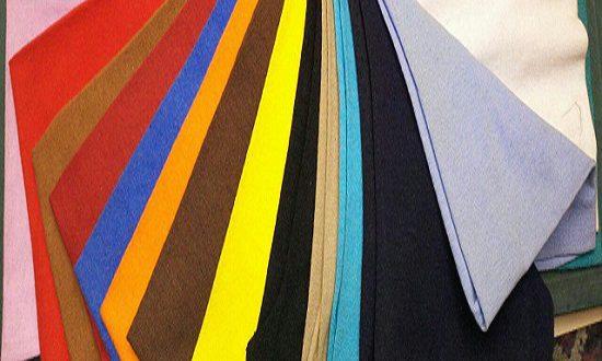انواع پارچه تریکو رنگی